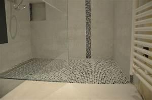 Frise Galet Salle De Bain #7 Salle De Bains Carrelage Mosaique Leroy Merlin Salle De KIRAFES