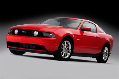 2011 Ford Mustang Gt Specs Officialy Revealed