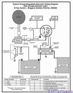 6 Pole Round Wiring Diagram