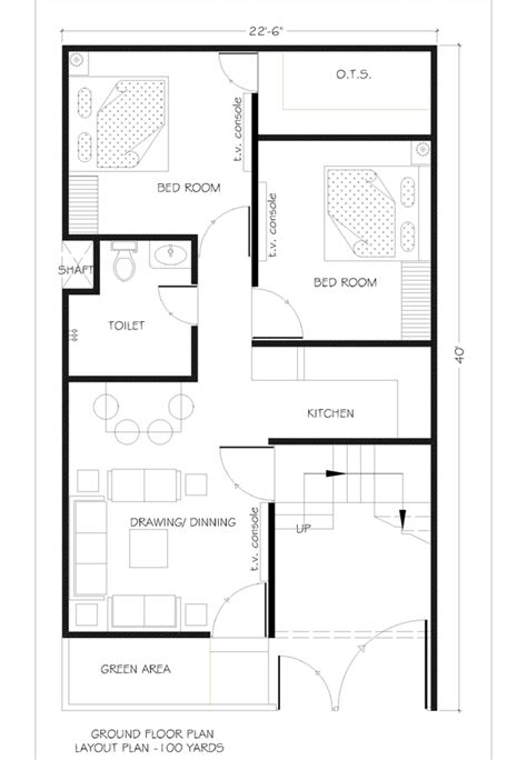 yard house house plans