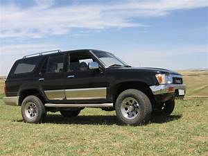 Front Shafts Spin In 2wd  - Toyota 4runner Forum
