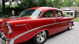 Killer 1956 Chevrolet 210 Resto