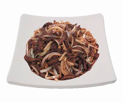 Carne Cebola Chinesa Sushi Ike Culinaria