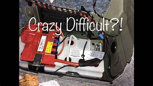 Changing A Bmw E90 Battery Isn U0026 39 T Easy