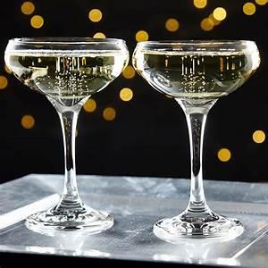 Coupe à Champagne : gatsby champagne coupe glasses set of 2 ~ Teatrodelosmanantiales.com Idées de Décoration