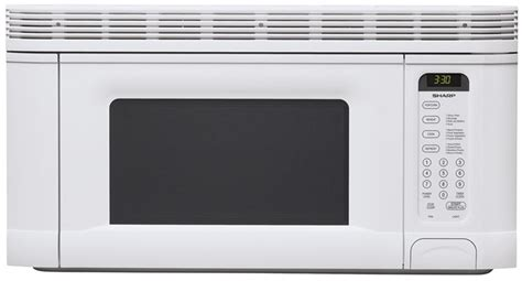 sharp range microwave just died sharp r1406t 1 4 cu ft the range microwave oven with 950 cooking watts defrost center