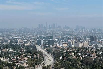 Smog Angeles Before Eco Quarantine Echo