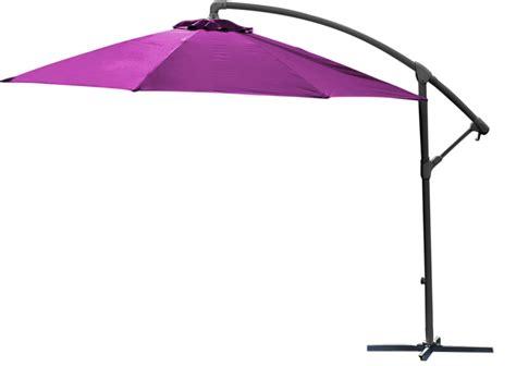 parasol sur pied deporte parasol rond d 233 port 233 inclinable avec pied en croix