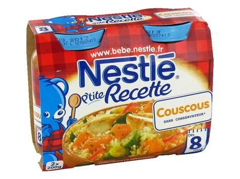 couscous des 8 mois p tite recette tous les produits assiettes petits pots de l 233 gumes