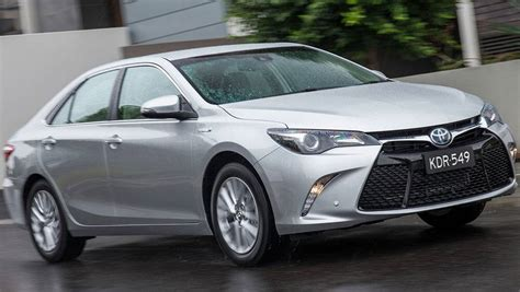 In Hybrid Cars 2016 by 2016 Toyota Camry Hybrid Review Term Carsguide