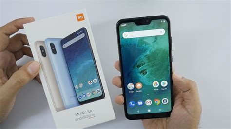 mi a2 lite android one unboxing overview ignored by xiaomi india youtube