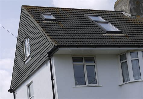 Gable Hip Roof by Removing Gable End Wall In A Loft Conversion Diynot Forums