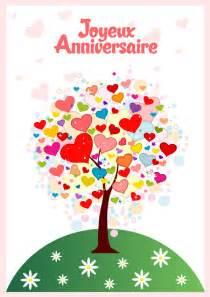50 ans de mariage citations carte anniversaire l 39 arbre de coeurs 123 cartes