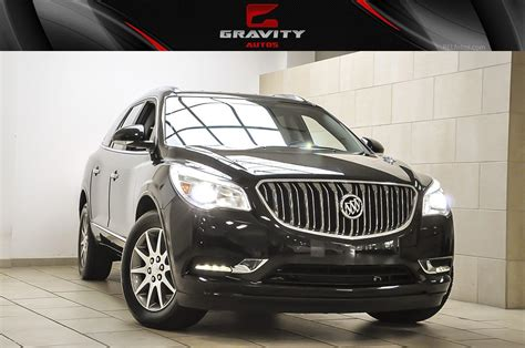 buick enclave leather stock   sale