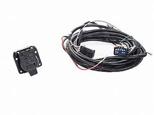 2015 Chrysler Town  U0026 Country Trailer Tow Wiring Harness