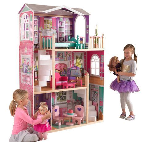 18 doll house kidkraft 18 quot doll house walmart canada
