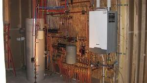 Radiant Heat  Radiant Heat Boiler Piping Diagram