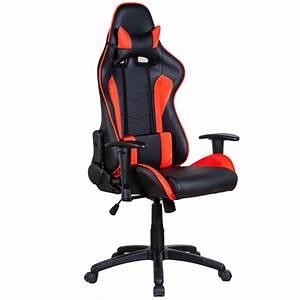 Günstiger Gaming Stuhl : gaming stuhl b rostuhl schwarz rot online shop gonser ~ A.2002-acura-tl-radio.info Haus und Dekorationen