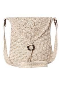 Crochet Fold Over Bag