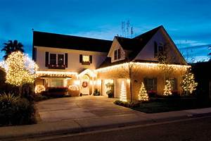12, Ways, To, Decorate, Your, Home, With, Christmas, Lights