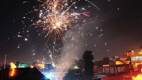 environment friendly firecrackers     ban
