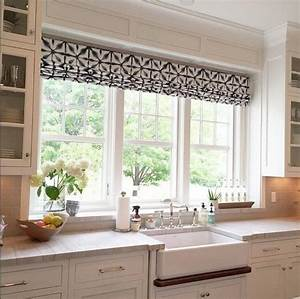 30 Kitchen Window Treatment Ideas for Decoration