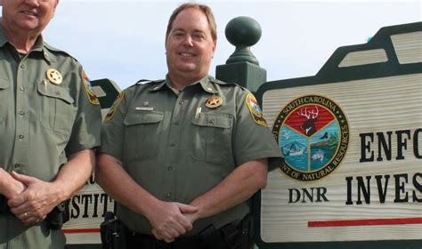 Scdnr Reinstating Its Second In Command