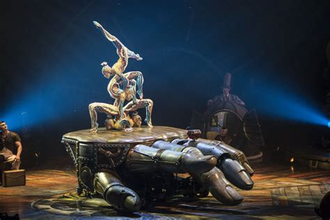 Kurios Cabinet Of Curiosities by Kurios Is Cirque Du Soleil S Strongest Act In Years