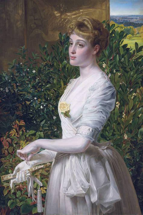victorian british painting frederick sandys
