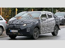 2018 Mitsubishi ASX spied inside and out photos CarAdvice