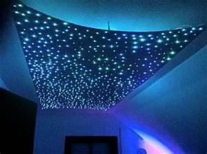 Sternenhimmel Kinderzimmer Decke : spezielle rabatte f r sternenhimmel led set beleuchtung ultra star irxl in glasfaser optik 220 ~ Markanthonyermac.com Haus und Dekorationen