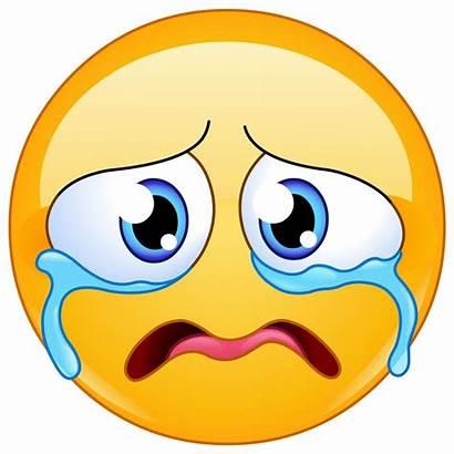 Emoji Sad Crying Emoticon Pain Hurt Smiley