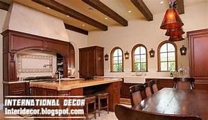 Top catalog of kitchen false ceiling designs ideas - part 3