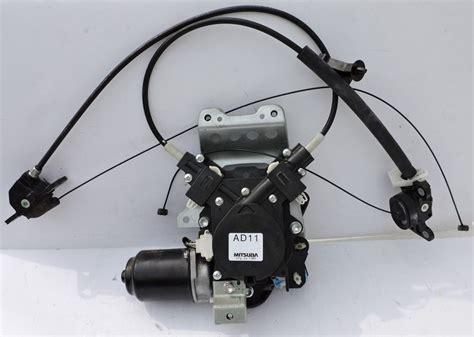 Honda Odyssey Motor by 05 10 Honda Odyssey Power Sliding Door Motor Mca 80a 109 H