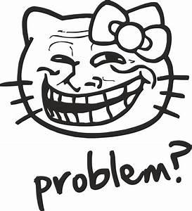 Hello Kitty Autoaufkleber : auto aufkleber hello kitty coolface trollface autoaufkleber 0031 tattoo meme ebay ~ Orissabook.com Haus und Dekorationen