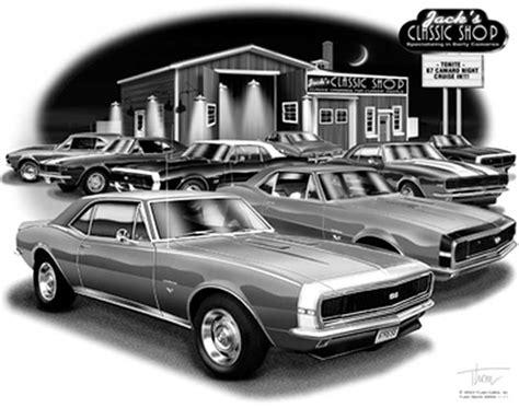 pin  car art