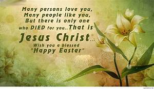 Happy Easter Quotes - QuotesPics