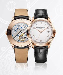 Show You The Baume  U0026 Mercier Unveils New Technology In