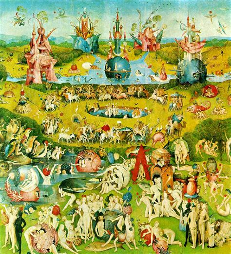 in the garden of earthly delights american encounters took into pastures