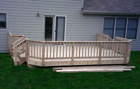 menards deck builder how to build a deck plan building plans only