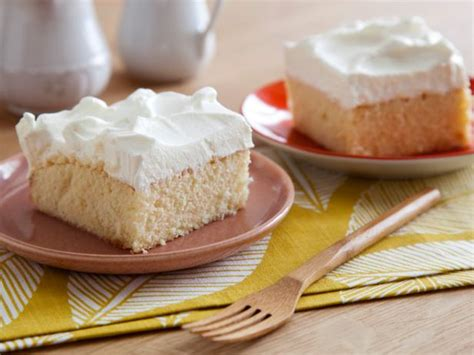 tres leche cake recipe alton brown food network