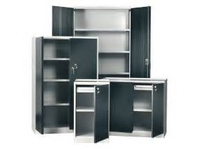 lockable storage cabinets dexion storage and work areas dexion