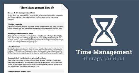 Time Management Tips (worksheet)  Therapist Aid. Healthcare Administration Mba. How To Put A Baby Up For Adoption. Itil Certification Exin Organics Baby Formula. Cheapest Online University Per Credit Hour. How To Get Out Of Debit Home Security Systmes. Best Cruise To Bahamas From Florida. Eastman Credit Union Online Ios App Building. How To Delete Yelp Account Fort Self Storage