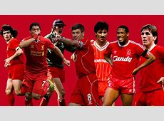 Best Liverpool players the 11 greatest of all time