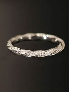 pinterest discover and save creative ideas With platinum twist wedding ring
