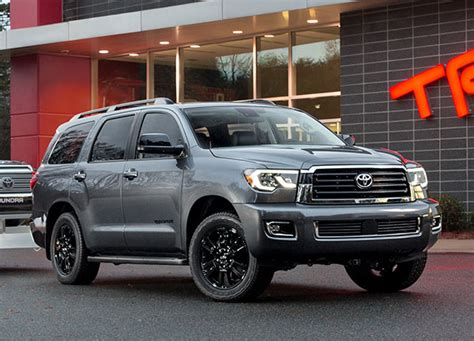 2018 Toyota Sequoia Newcartestdrive