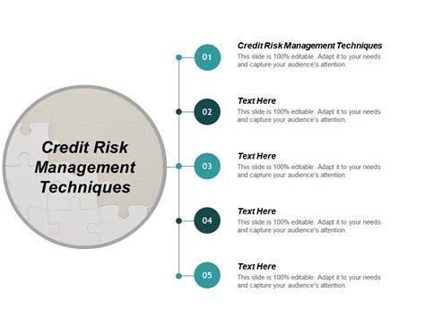 Vendor risk assessment questionnaire template. Credit Risk Management Techniques Ppt Powerpoint Presentation Infographics Slideshow Cpb ...