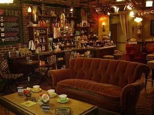Decorate A Room In F R I E N D S Style - Central Perk