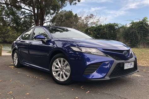 Toyota Camry Hybrid Modification by Toyota Camry Hybrid 2018 Review Ascent Sport Carsguide