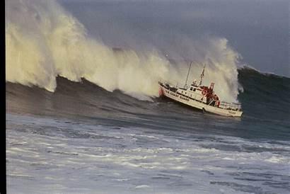Lifeboat Motor Storm Coast Guard Boats Seas